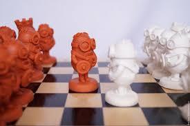 buy chess handmade minions chess chessboard chess piece