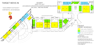 e3 2017 floor plans revealed system wars gamespot