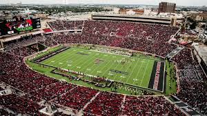 Tcu Parking Map Texas Tech Offers Red Raider Pass Ticket Option Texas Tech