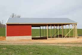 pole barn hodges construction is a premier pole barn builder in va