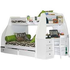 Bunk Bed With Desk And Trundle Berg Beds Find A Local Furniture Store With Bunkbeddealers