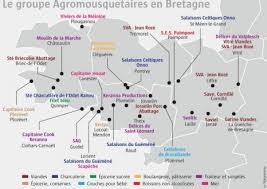 groupe intermarché siège social intermarché l enseigne aux 30 usines bretonnes économie