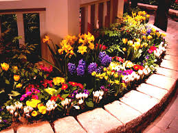 small flower bed ideas choosing the best flower beds designs for