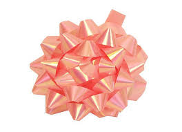 big present bow baby pink gift bow ribbon 9 inch diameter big decorative bows