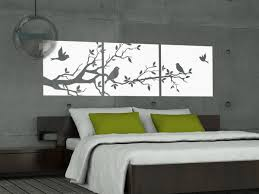 bilder fürs schlafzimmer wandsticker schlafzimmer wandtattoo ideen fürs schlafzimmer