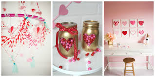 valentine decorations for the home 17 easy diy valentine u0027s day decorations that aren u0027t cheesy