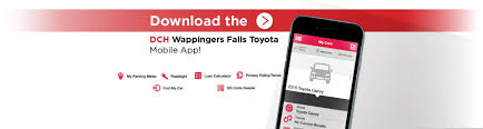 toyota financial app new and used toyota dealer wappingers falls dch wappingers falls