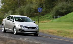 2011 kia optima ex test u2013 review u2013 car and driver