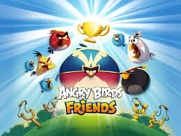 angry birds friends app store