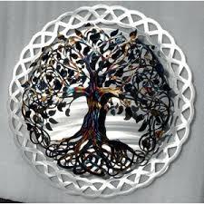 tree of life home decor wall art designs metal wall art metal tree art tree of life