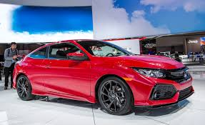 2017 honda civic si coupe prototype photos and info u2013 news u2013 car