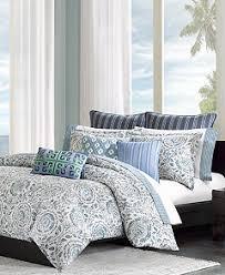 100 Cotton Queen Comforter Sets Echo Kamala Bedding Collection Thread Count 300 100 Cotton