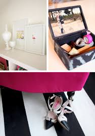 Pink Office Chair My Black White Gold U0026 Magenta Office Reveal U0026 How I Designed It