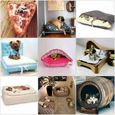 Homemade Dog Beds Dog Bed Designs What Find Comfortable For Dogs U2013 Fresh Design Pedia
