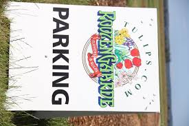 close for thanksgiving signs tulip festival information