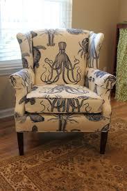 Blue Velvet Wingback Chair Furniture Wingback Chairs Blue Velvet Wingback Chair Wingback