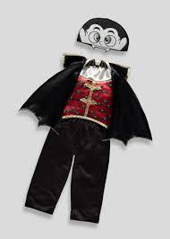 Dracula Halloween Costume Kids Dracula Halloween Dress Costume 9mths 4yrs U2013 Matalan