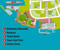 Virginia Beach Maps And Orientation Virginia Beach Usa by Victory Rover Naval Base Cruises Driving Directions