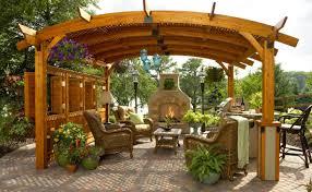 patio u0026 pergola outdoor pergola ideas laudable bamboo outdoor