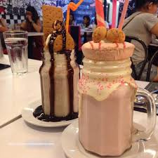 milkshake photography outdoor photography live life and love