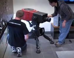 weta workshop builds valve a working team fortress 2 sentry gun