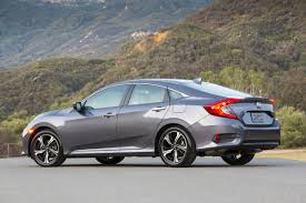 nissan civic 2016 a snow and sun adventure in the new 2016 honda civic