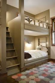 Two Bunk Beds Bunk Beds With Stairs Foter