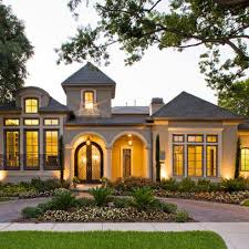 Half Circle Driveway Design Pictures Remodel Decor And Ideas - Exterior design homes
