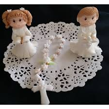communion cake toppers girlsfirst communion favors communion cake topper boy