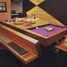 Convert Pool Table Into Dining Room Table Dining Tables - Pool table disguised dining room table