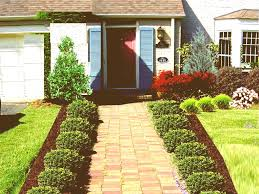 Front Yard Garden Ideas Inspiring Small Front Yard Landscaping Ideas Low Maintenance Pics