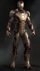 Iron Man Awesome And Cheap Iron Man Mark 42 43 Armor 8 Steps With Pictures