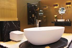 bathroom design ideas opulent modern spa bathroom decorating