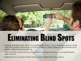 Remove Blind Spot Mirror Blind Spots And Vehicle Safety