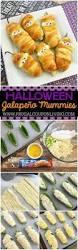 Jalapeno Halloween Costume Jalapeño Popper Mummies Halloween Food Craft Frugal Coupon