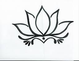 simple lotus tattoo danielhuscroft com
