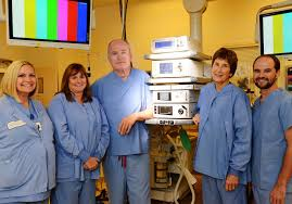 Hospital Executive Director Community Support Brings State Of The Art System To Svh Surgery