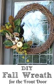 wreath for front door diy wreath for the front door love our real life