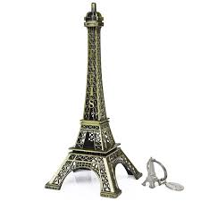 Large Eiffel Tower Statue Amazon Com Sicohome Eiffel Tower 7 0 Inch Bronze Paris Small