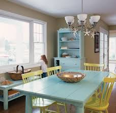Beach Cottage Decorating Ideas Seaside Cottage Decor In Beach Dining Room Beach House
