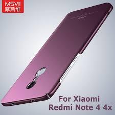 Xiaomi Redmi Note 4 Msvii For Xiaomi Redmi Note 4x 360 Cover Xiomi Note 4 X