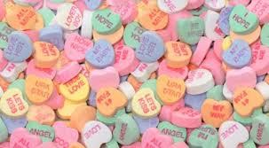 heart candy sayings if it s hip it s here archives sweet talking necco