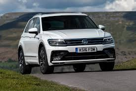 volkswagen r line vw tiguan r line 2 0 tdi 150 4motion dsg 2016 review by car magazine