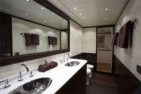 bathroom recomended master decorating ideas design bathroom elegant master white vanity top large framed mirror dark finished wood flooring