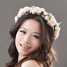 flower headpiece flower headband women for wedding floral headband hairband wedding