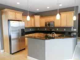what color to paint kitchen with maple cabinets 10 kitchen paint colors with maple cabinets photos