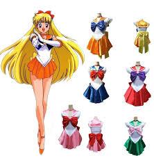 Halloween Costumes Sailor Moon Buy Wholesale Sailor Moon Halloween Costume China