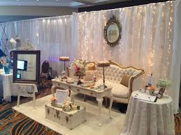 bridal show booth fairytale wedding booth pinterest booth