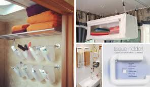 caravan storage tips u0026 space saving solutions no more cramming