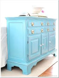turquoise blue furniture paint distressed painted libraryndp info